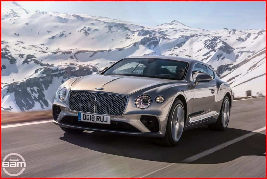 99 The Best 2019 Bentley Continental Picture