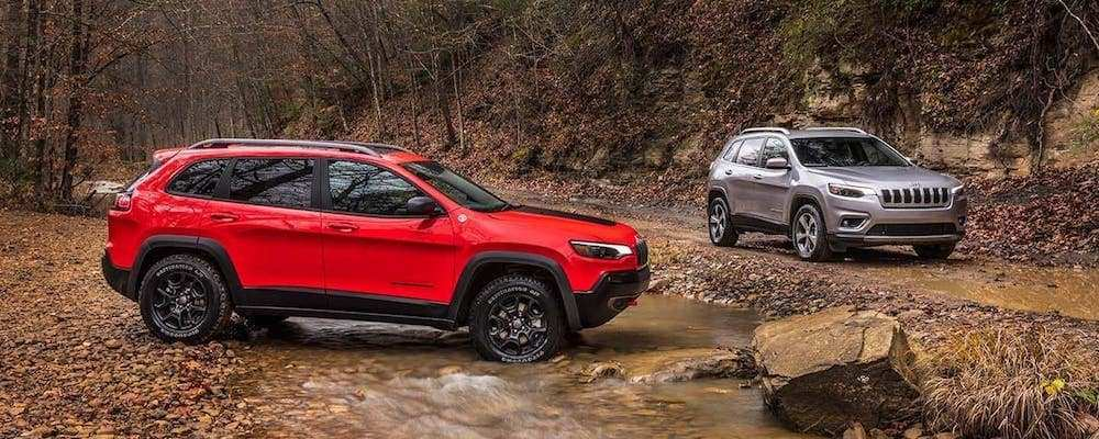 99 The Best 2019 Jeep Trailhawk Towing Capacity Interior