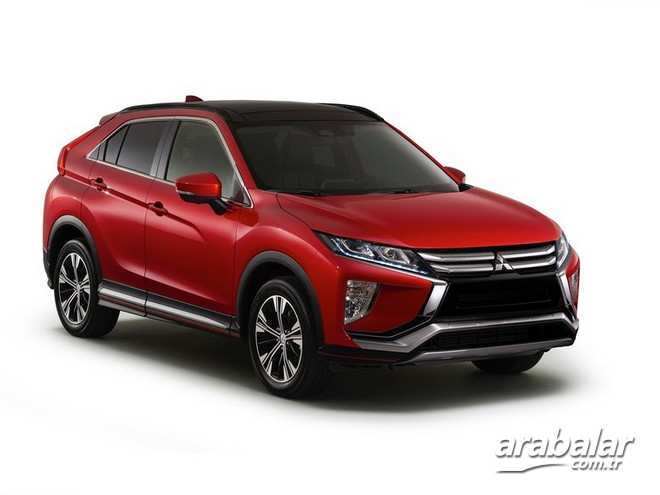 99 The Best 2019 Mitsubishi Cross Concept And Review