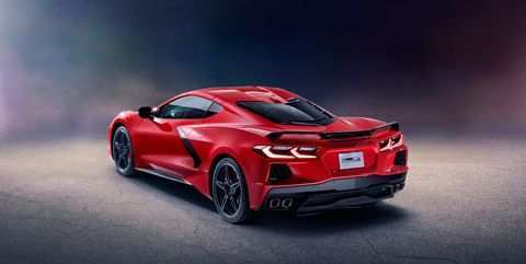 99 The Best 2020 Chevrolet Corvette Mid Engine Concept And Review