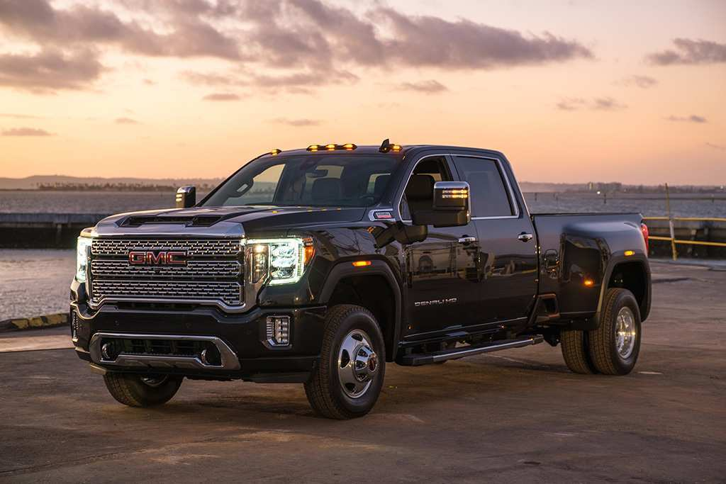 99 The Best 2020 Gmc Hd Redesign And Review