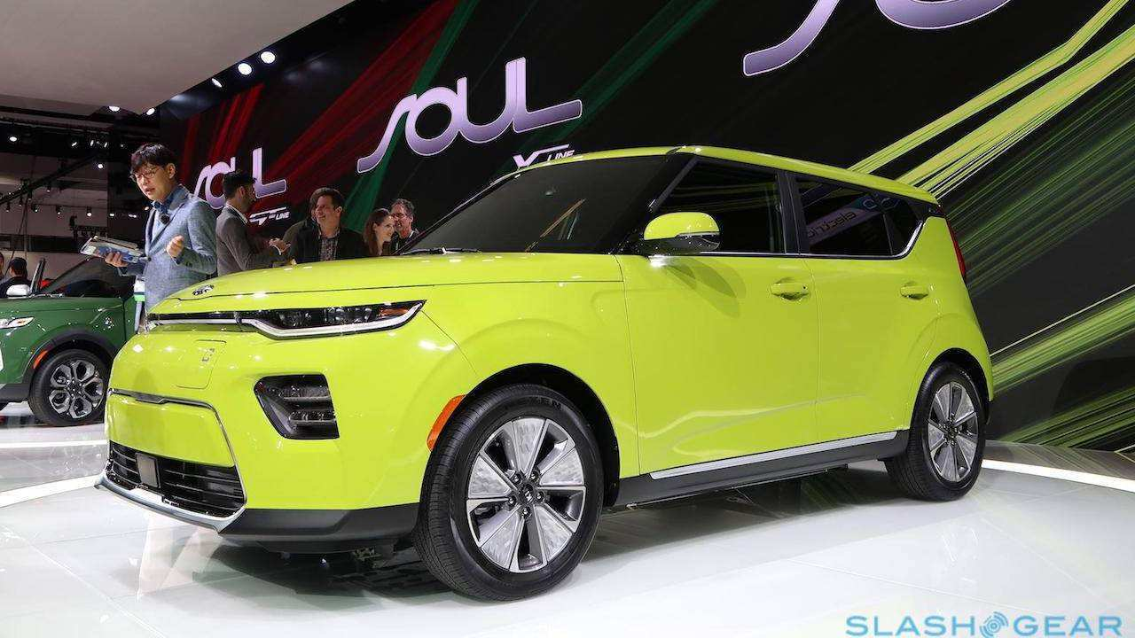 99 The Best 2020 Kia Soul Ev Availability Overview