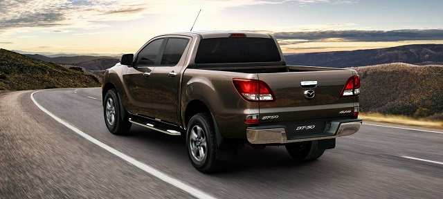 99 The Best Mazda Pickup 2020 Release Date And Concept