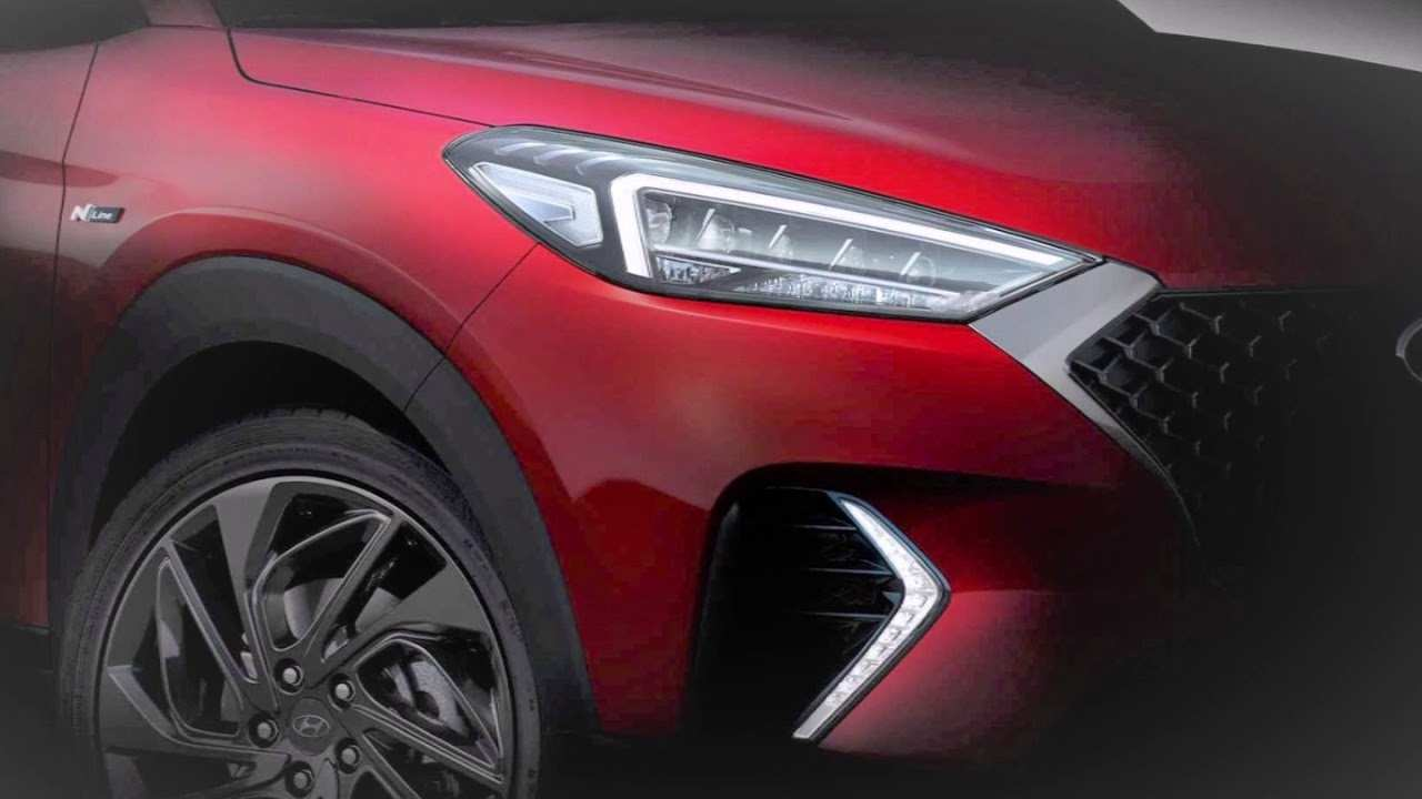 99 The Hyundai Tucson N Line 2020 Wallpaper