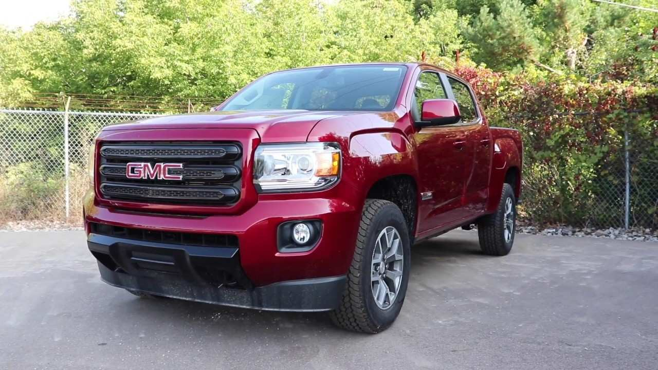 11 A 2019 Gmc Canyon All Terrain Release Date And Concept