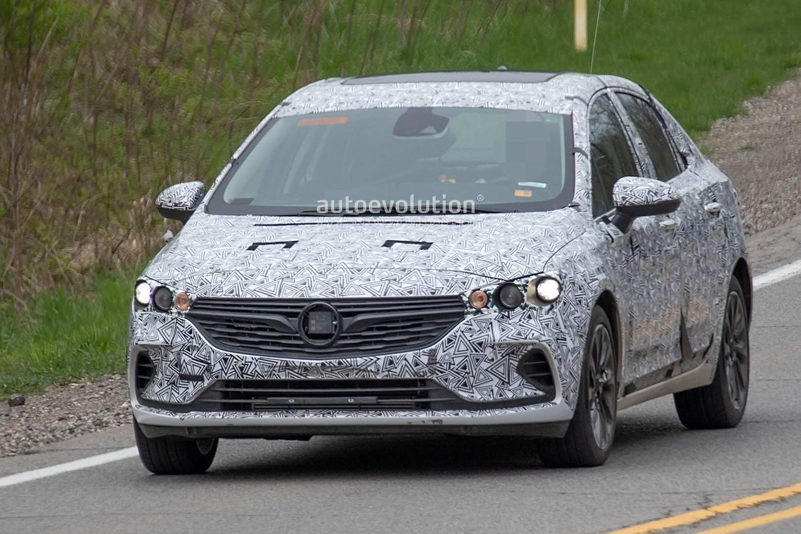 11 All New 2020 Buick Verano Spy Performance And New Engine