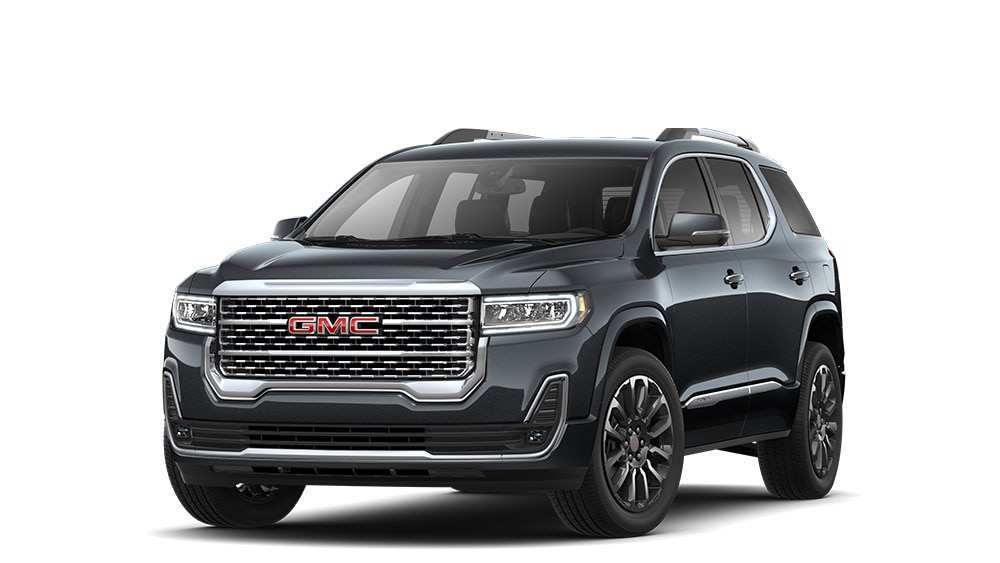 11 All New 2020 Gmc Acadia Denali Picture