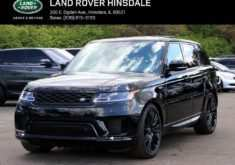 2020 Land Rover Sport