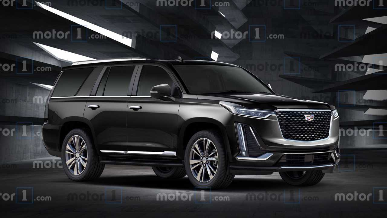 11 Best Cadillac Escalade New Body Style 2020 Release Date and Concept