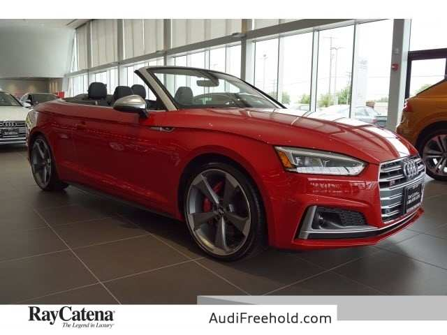 11 New 2019 Audi S5 Cabriolet Concept