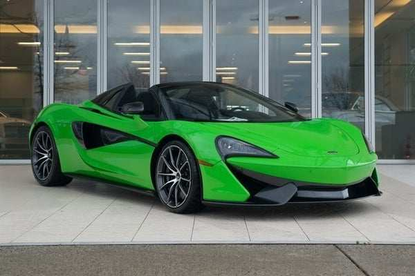 11 New 2019 Mclaren 570S Spider Configurations