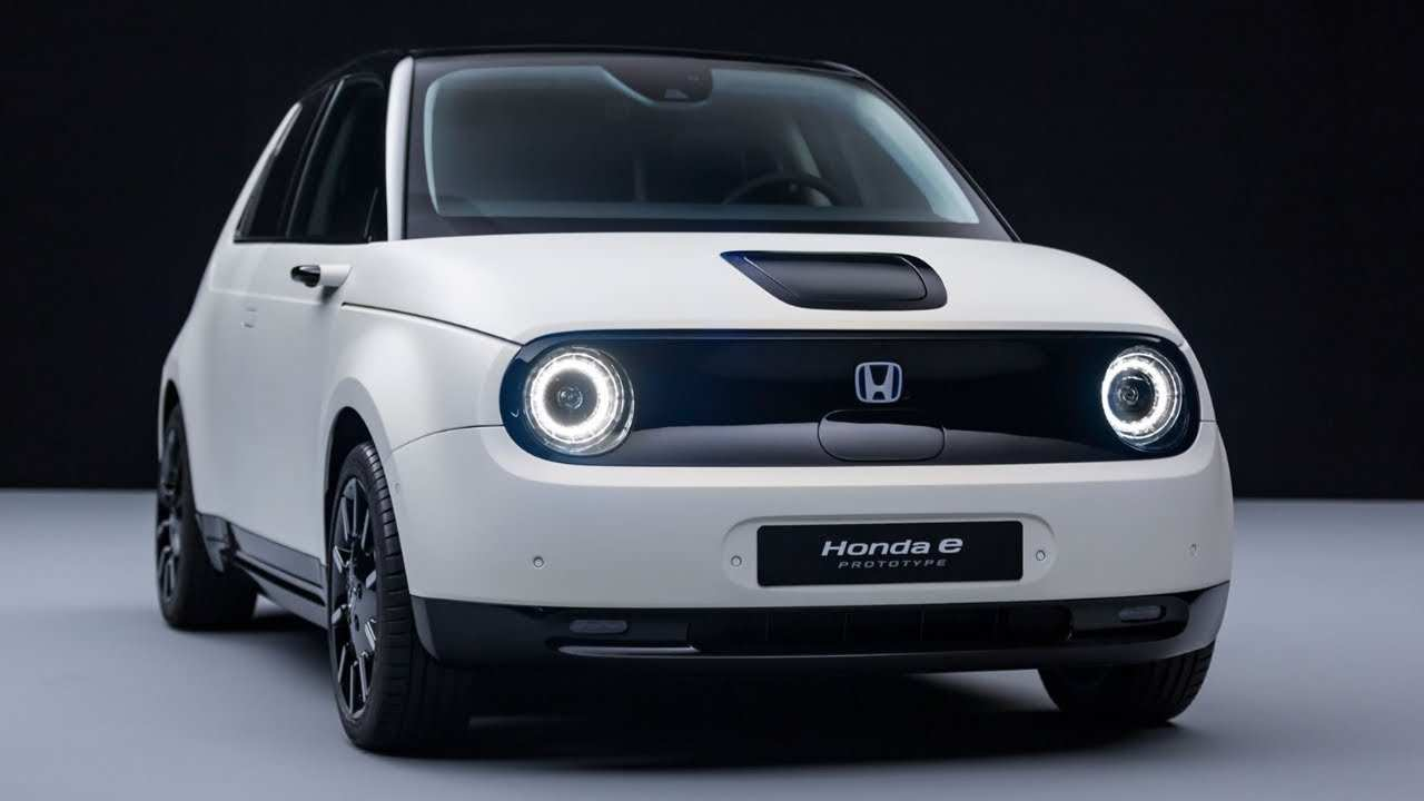 11 New Honda Urban 2020 Spesification