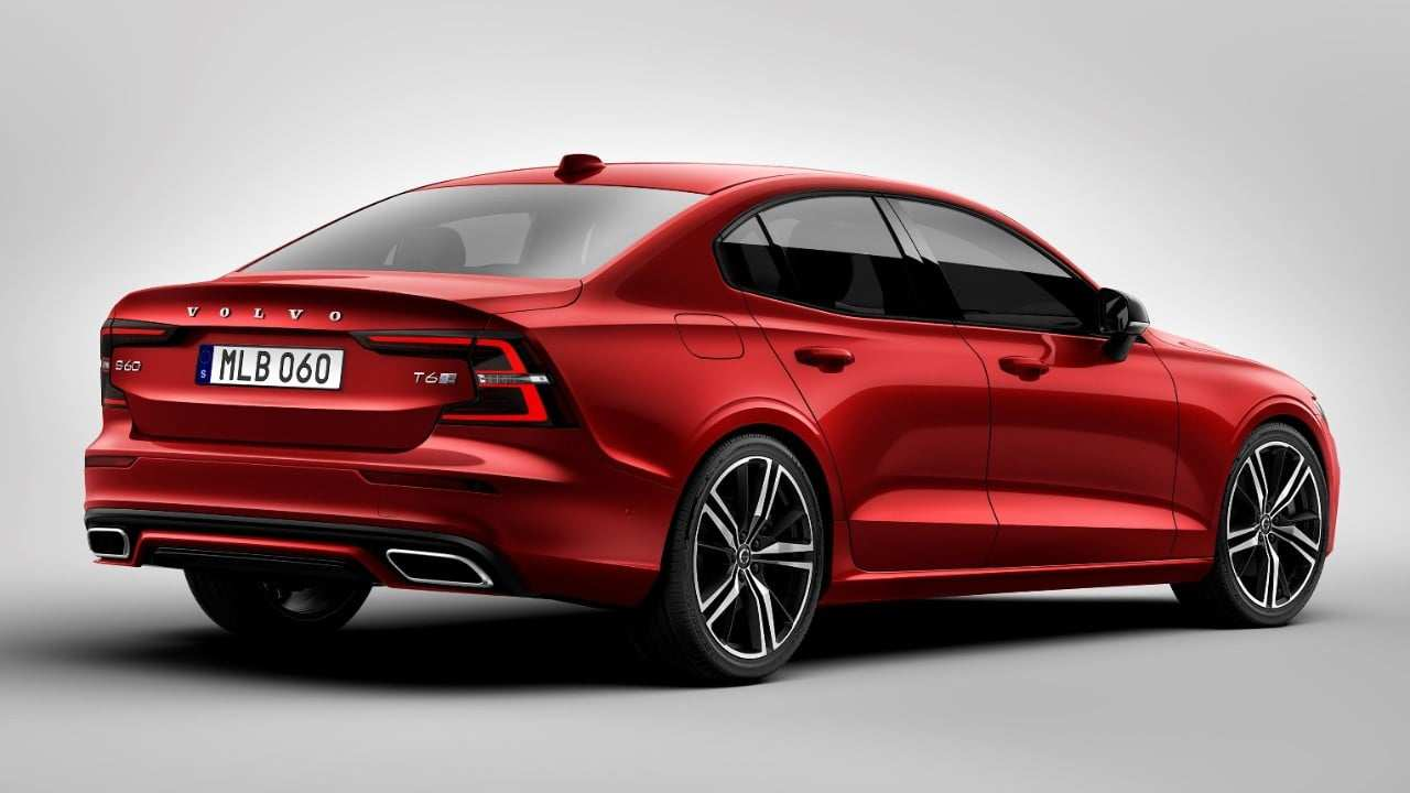 11 The 2019 Volvo S60 Redesign Price Design And Review