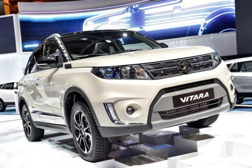 11 The 2020 Suzuki Grand Vitara Preview Images