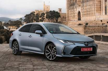 11 The Best 2020 Toyota Altis Spy Shoot