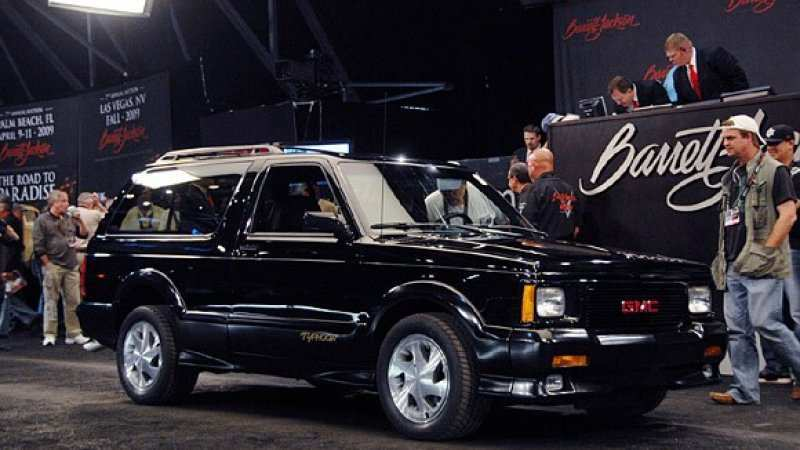 11 The Best Gmc Typhoon 2020 New Review