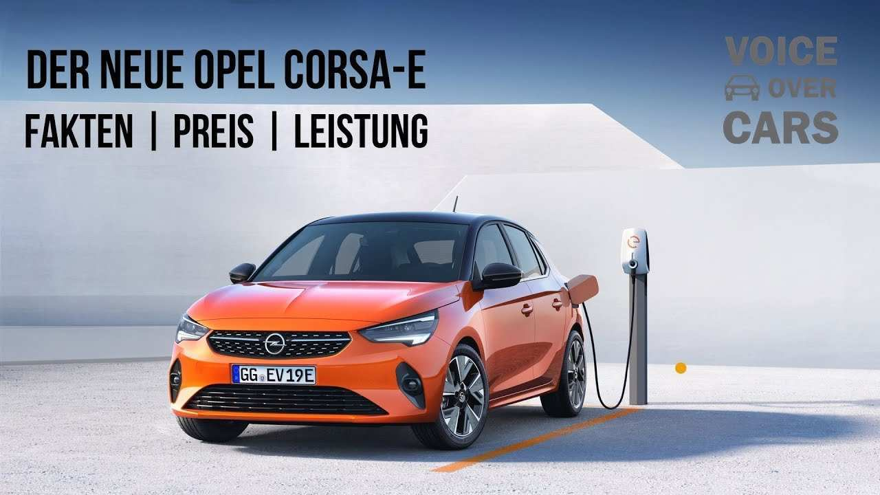 11 The Best Opel Elektroauto 2020 Exterior