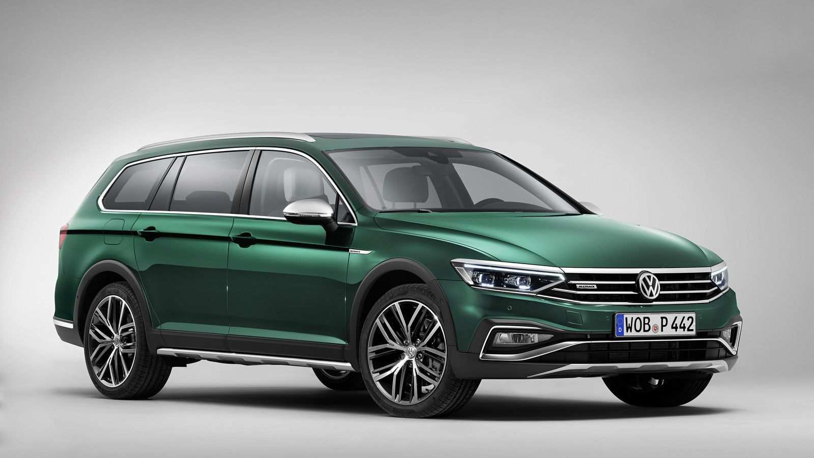 12 All New 2020 Volkswagen Passat Wagon New Concept