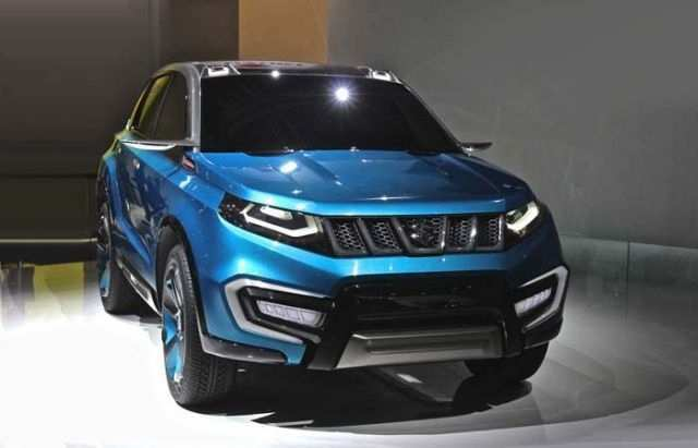 12 New 2020 Suzuki Grand Vitara Preview Concept