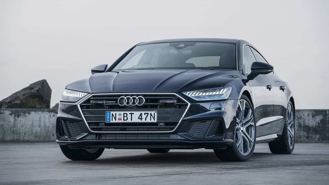 12 New New 2019 Audi A7 Redesign And Concept