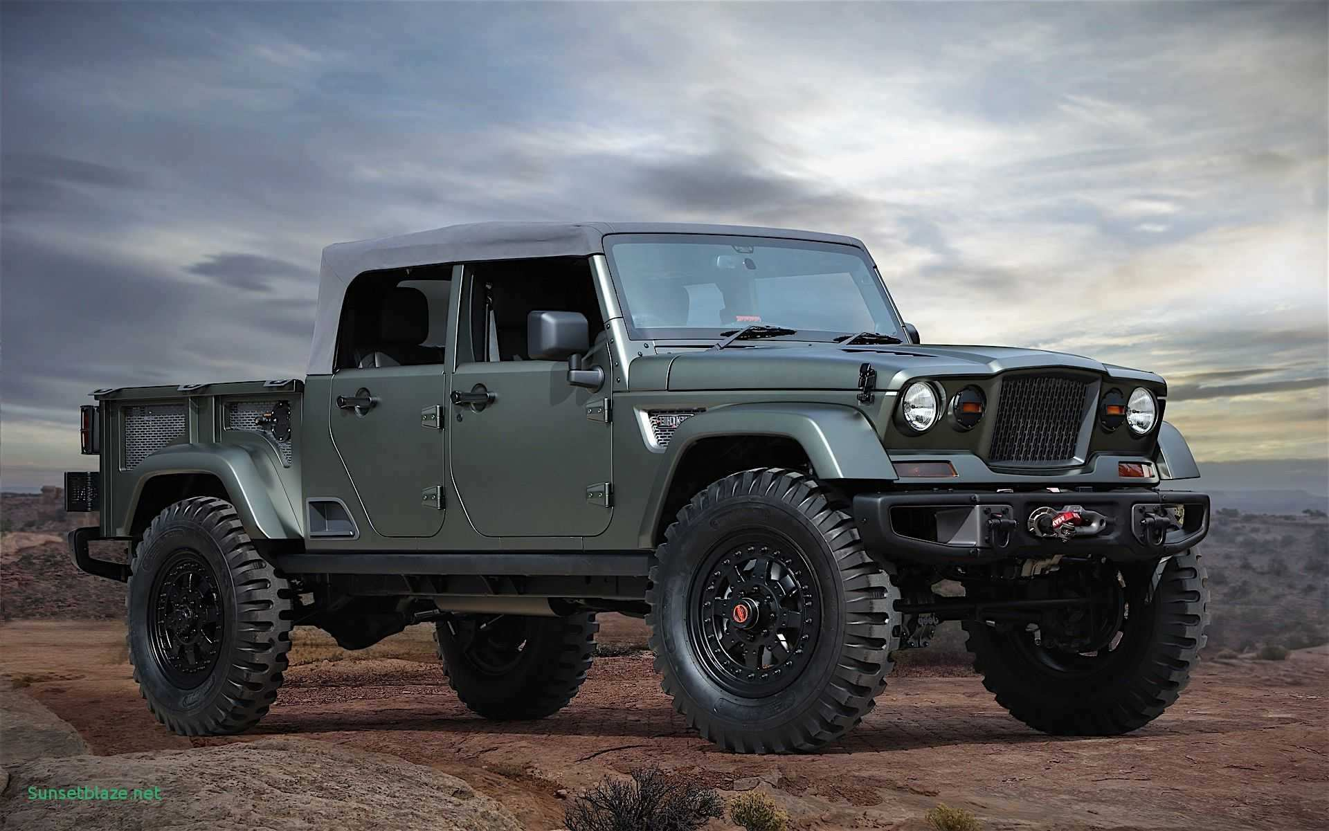 12 The Best 2019 Jeep Comanche New Model And Performance