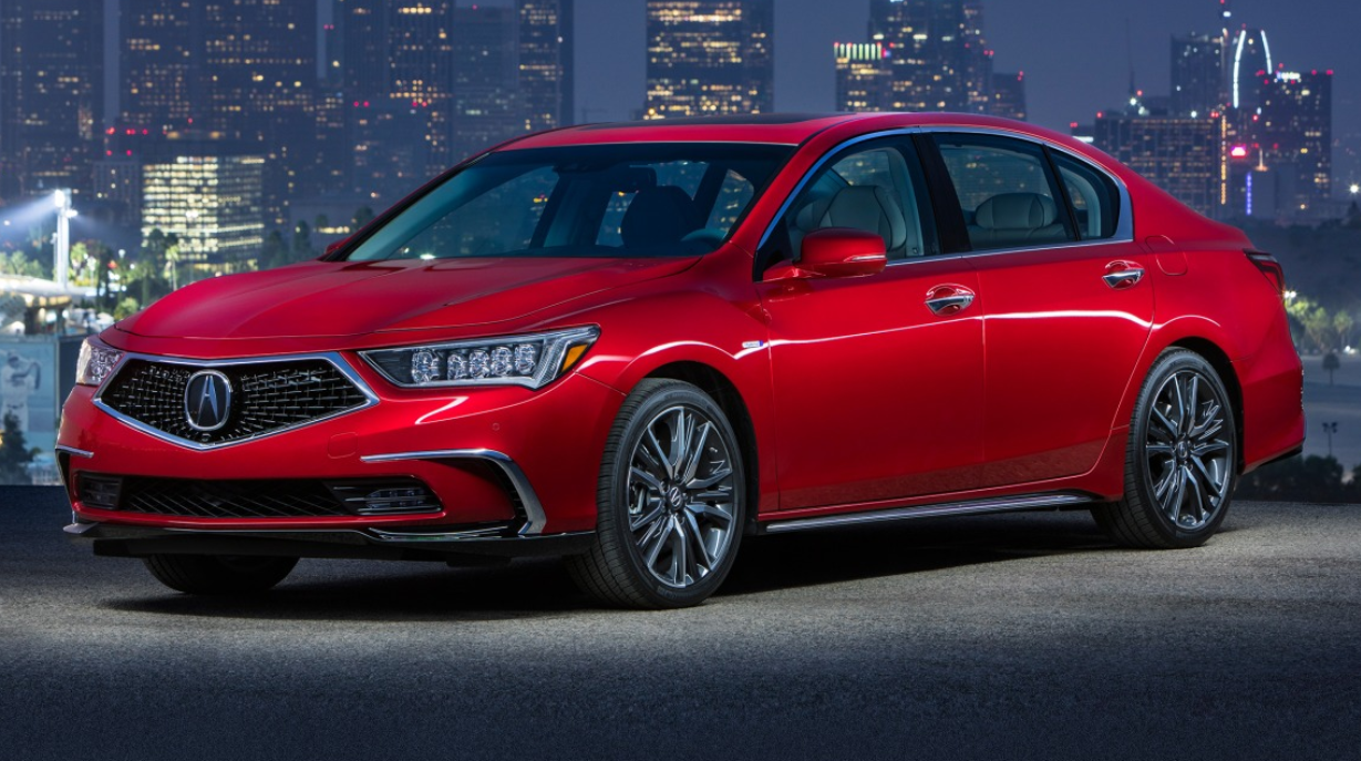 12 The Best 2020 Acura Rlx Release Date Speed Test