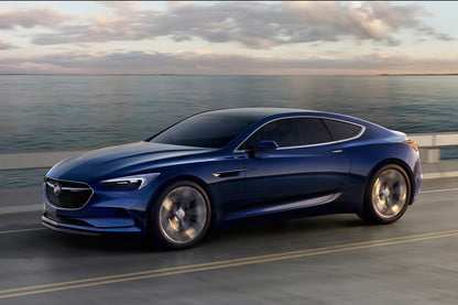 12 The Best 2020 Buick Avista Interior