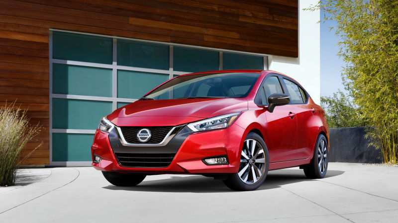 12 The Best Nissan Versa Note 2020 Images