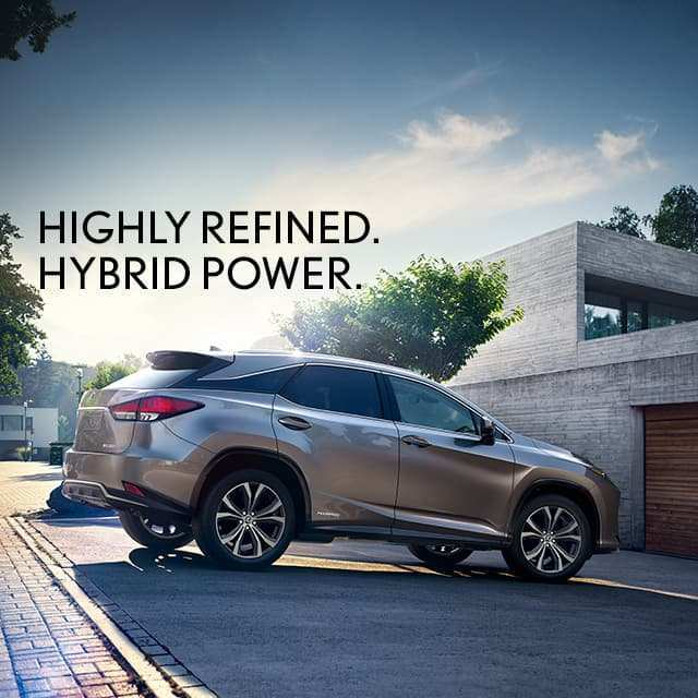 12 The Lexus Suv Hybrid 2020 Redesign And Review