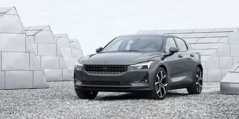 12 The Volvo Electric Cars 2020 First Drive
