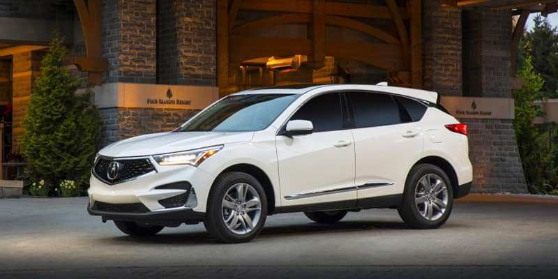 13 A 2020 Acura Rdx Changes Redesign And Concept