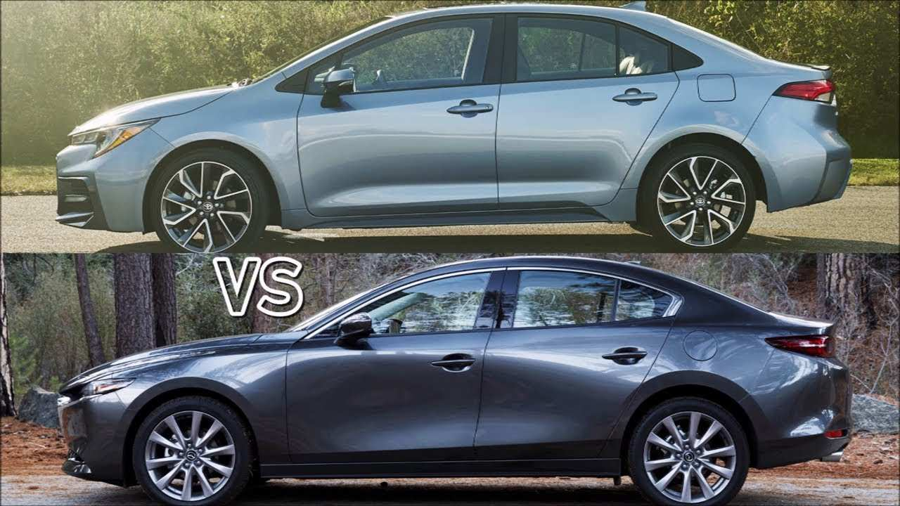 13 A Corolla 2020 Vs Mazda 3 Prices