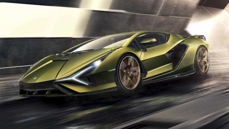 13 A Lamborghini 2020 Models Prices