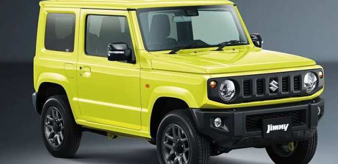 13 All New 2019 Suzuki Jimny Performance And New Engine