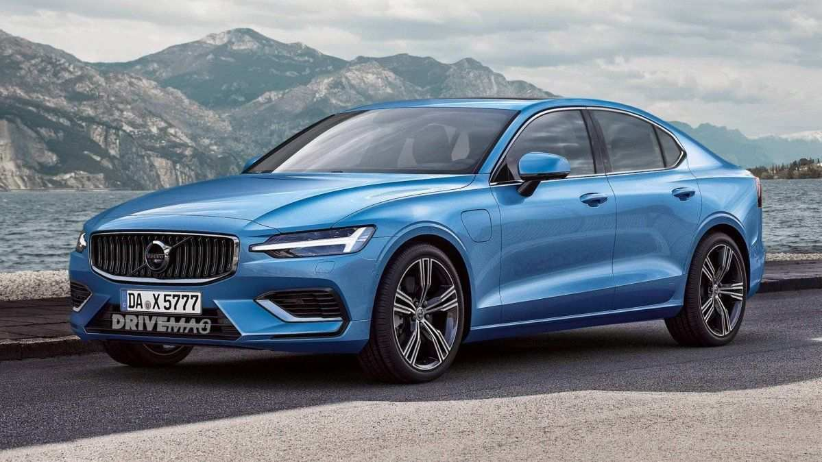13 All New 2019 Volvo S60 Redesign Style