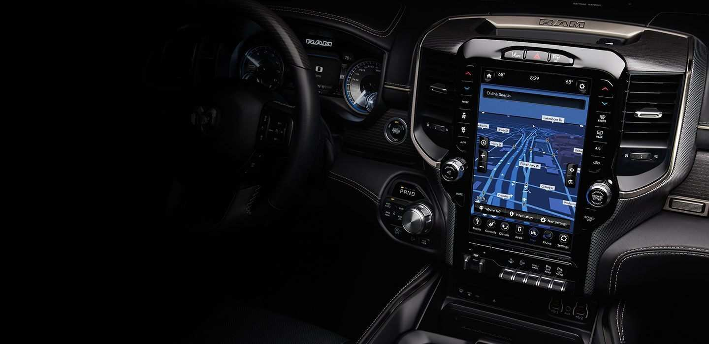 13 Best 2019 Dodge Touch Screen Concept And Review