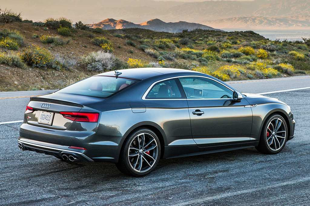 13 New 2019 Audi S5 Cabriolet Overview