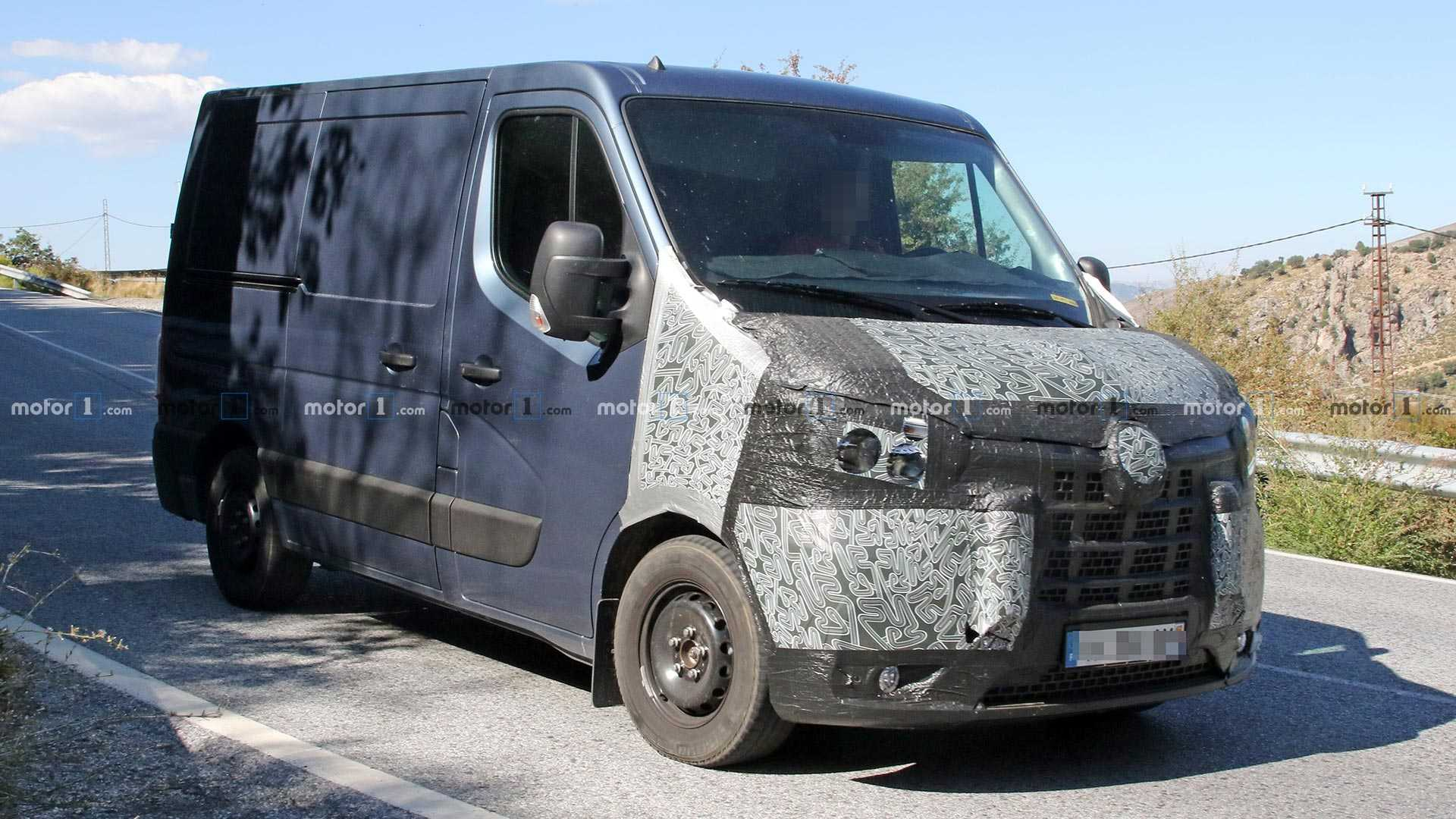 13 New Renault Master 2020 New Concept