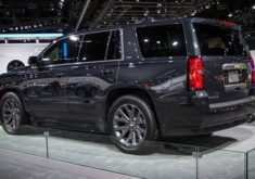 When Will The 2020 Chevrolet Tahoe Be Released