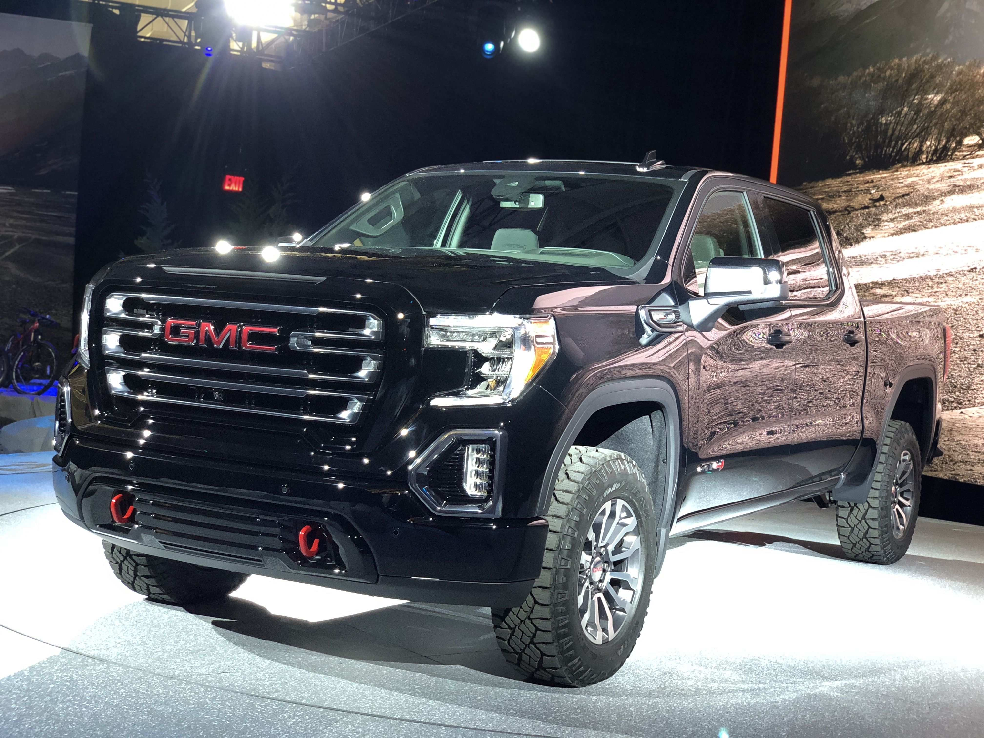 13 The Best 2019 Gmc 3 4 Ton Truck Interior
