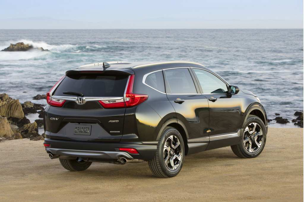 13 The Best 2019 Honda Cr V Release Date