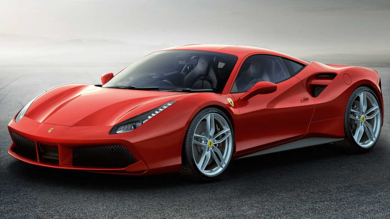 13 The Best 2020 Ferrari 488 Gtb Model