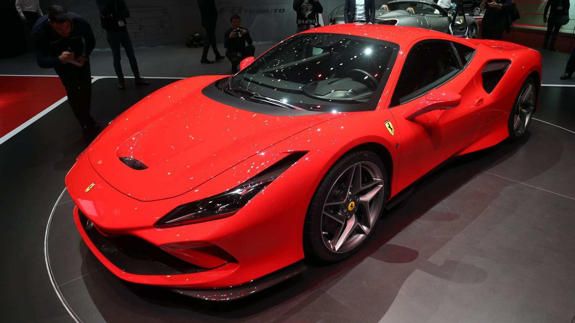 13 The Best 2020 Ferrari 488 Gtb Performance And New Engine