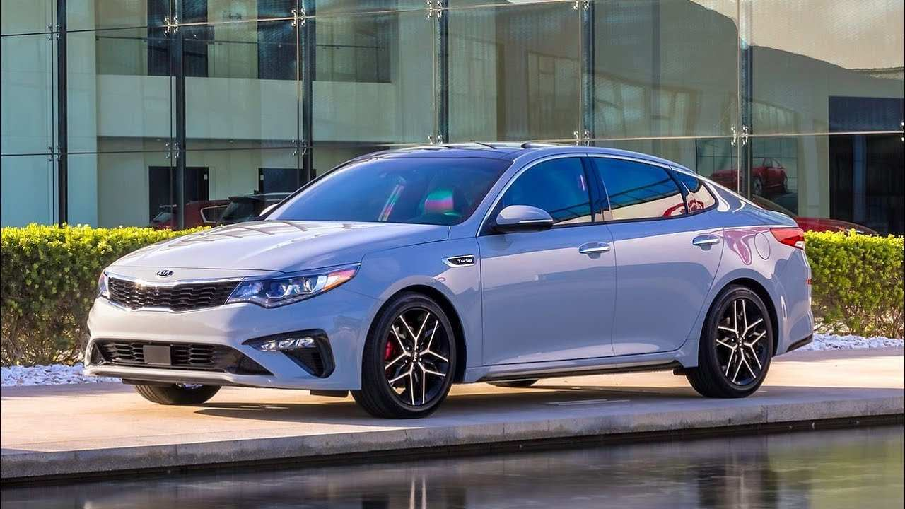 13 The Best 2020 Kia Optima Redesign Pictures
