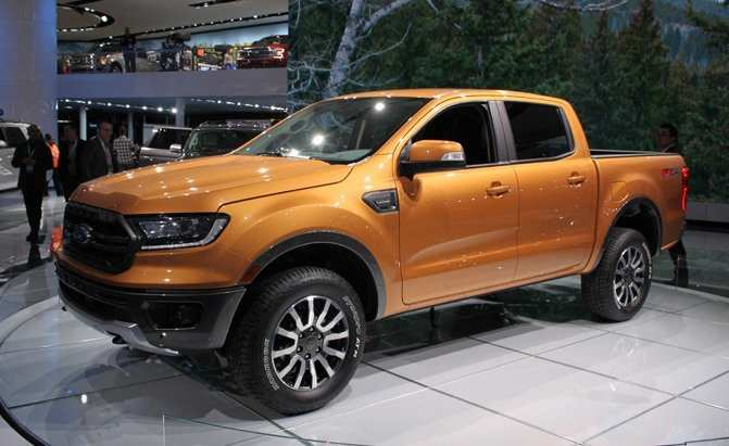 14 A 2019 Ford Ranger Auto Show Ratings