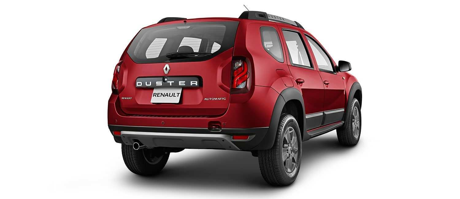 14 A Renault Duster 2019 Mexico Model