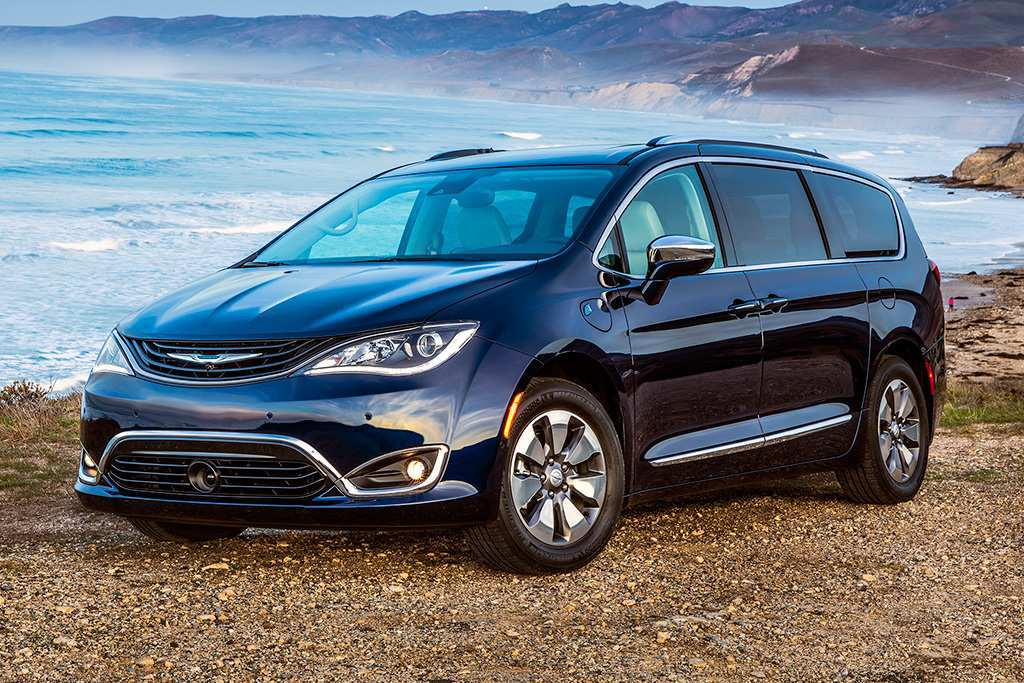 14 All New 2019 Chrysler Pacifica Review Release Date And Concept