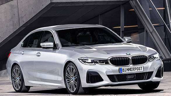 14 Best 2019 Bmw 3 Series G20 Price Design And Review