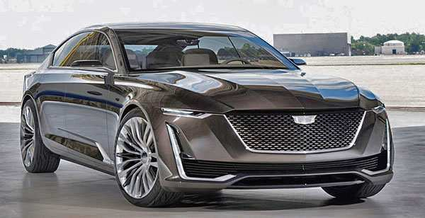 14 Best 2019 Cadillac Ct5 Release Date