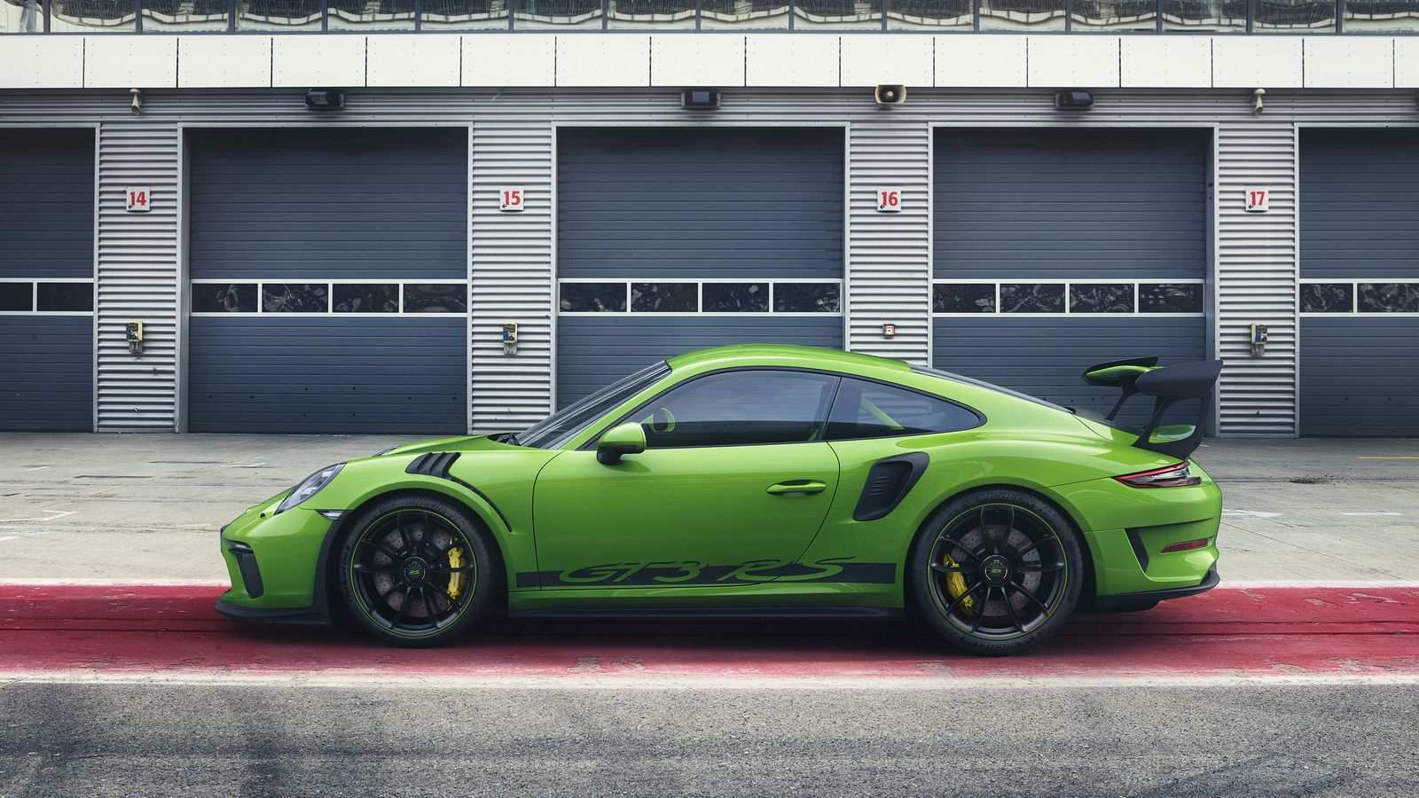 14 Best 2019 Porsche Gt3 Rs Redesign And Concept